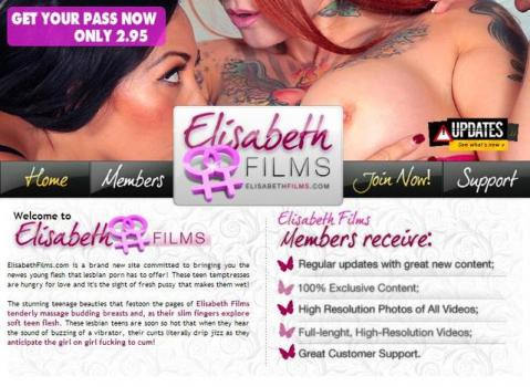 ElisabethFilms (SiteRip) Image Cover