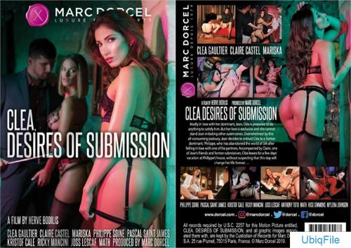 Clea La Soumise En Streaming Clea Desires Of Submission (2019 )