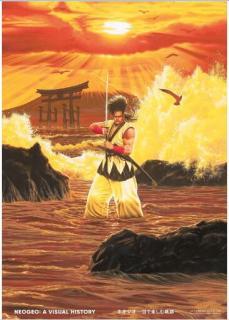 NEOGEO A VISUAL HISTORY ネオジオ~目で楽しむ軌跡~ JAPANESE EDITION