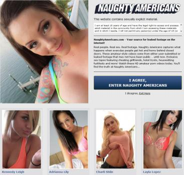 NaughtyAmericans (SiteRip) Image Cover