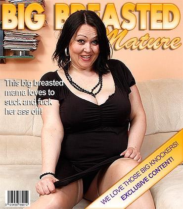 Mature - Ashia (38) - Big titted housewife enjoying a hard cock
