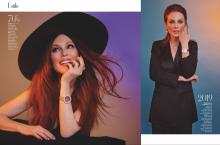 Julianne Moore - Instyle Spain September 2019