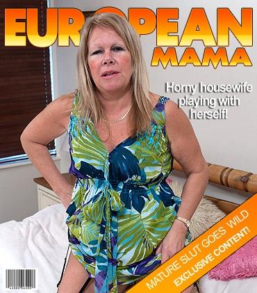 Mature - Lisa Melanie (EU) (58) - This mama loves getting wet and wild