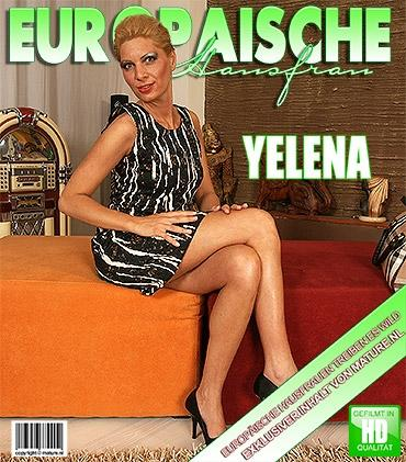 Mature - Yelena (40) - Sexy MILF loves to play with her pussy