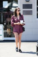 Nina Dobrev | Out for Lunch in LA | August 20 | 26 pics