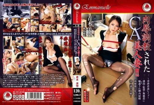 [EMBX-012] Hirayama Kozue 肉辱調教された33美人妻!! 淫虐非 道レイプ!誘拐. 2013/11/23 120分 凌辱
