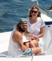Heidi Klum | Honeymoon in Capri | August 20 | 81 pics