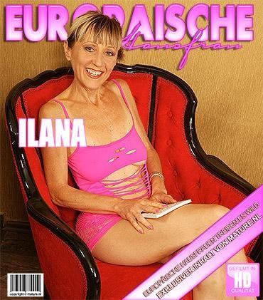 Mature - Ilana Z. (49) - Diese Mama liebt es, sich schmutzig zu machen