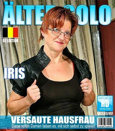 Mature - Iris K. (52) - Belgische Dame geht wild