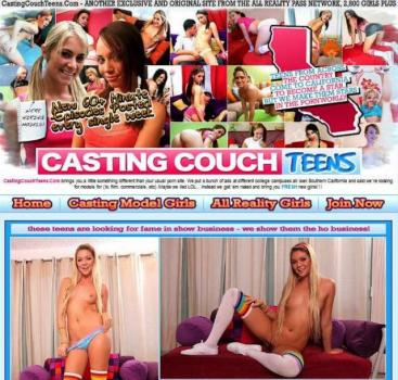 CastingCouchTeens (SiteRip) Image Cover