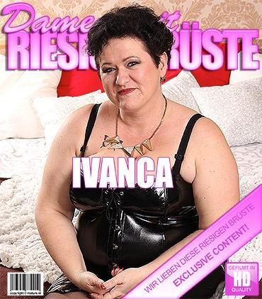 Mature - Ivanca Z. (41) - Vollbusige BBW geht wild