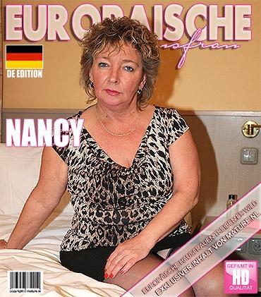 Mature - Nancy Q (EU) (52) - Deutsche Hausfrau geht wild