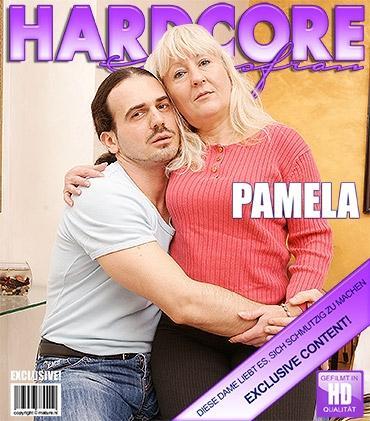 Mature - Pamela G. (50) - Freche Ältere Paar geht wild