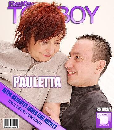 Mature - Pauletta M. (52) - Diese Mama liebt es, sich schmutzig zu machen