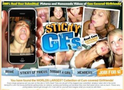 StickyGFs (SiteRip) Image Cover