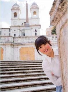 [Artbook] 竹達彩奈 写真集 「あやちさん in ITALY」 [Taketatsu Ayana Shashinshu Ayachi Aan in Itari]