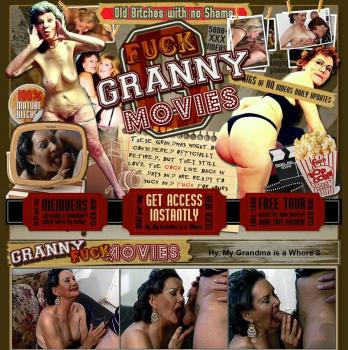 GrannyFuckMovies (SiteRip) Image Cover