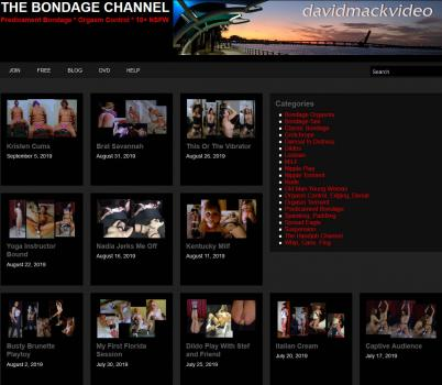 TheBondageChannel (SiteRip) Image Cover