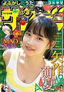 Weekly Shonen Sunday 2019-41 (週刊少年サンデー 2019年41号)
