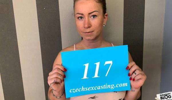 Czech Sex Casting - Licky Lex