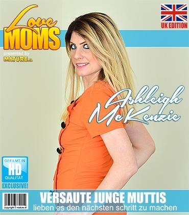 Mature - Ashleigh McKenzie (EU) (31) - Heiße mama spielt mit sich selbst