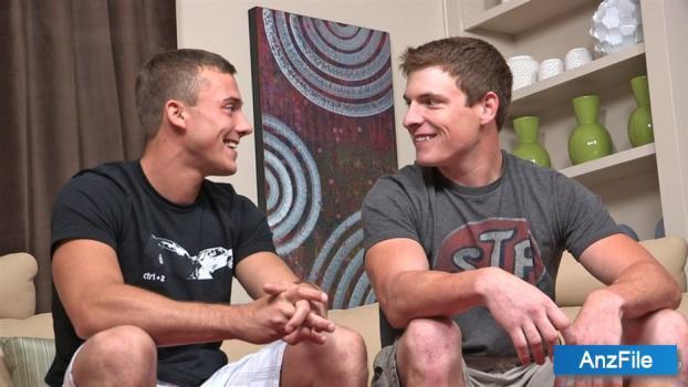Joshua & Curtis: Bareback