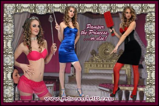 PrincessBritt (SiteRip) Image Cover