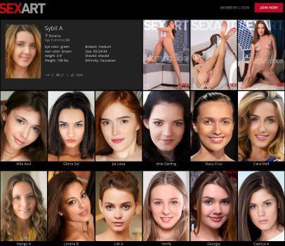 SexArt (SiteRip)