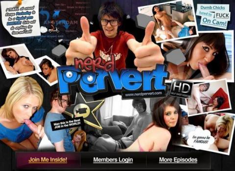 NerdPervert (SiteRip) Image Cover