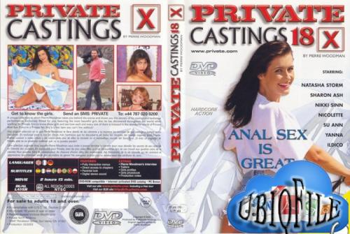 Private Castings 18 Anal Sex Is Great